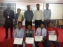 Ultra Tech Cement Workshop organized by Civil Department