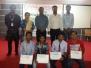 Ultra Tech Cement Workshop organized by Civil Department